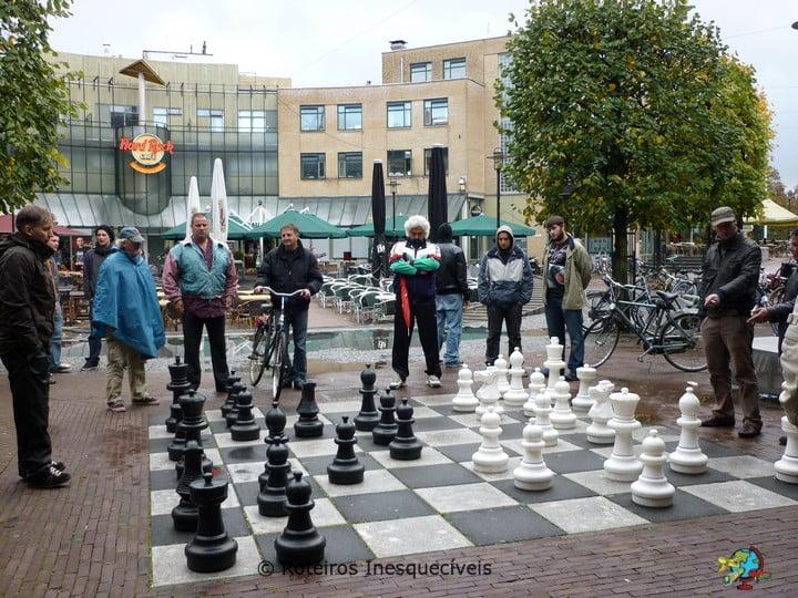 Leidseplein - Amsterdam - Holanda