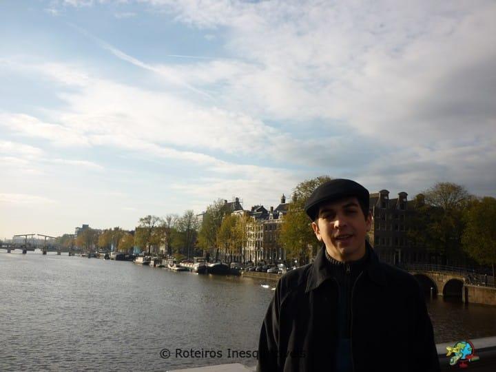 Magere Brug - Amsterdam - Holanda