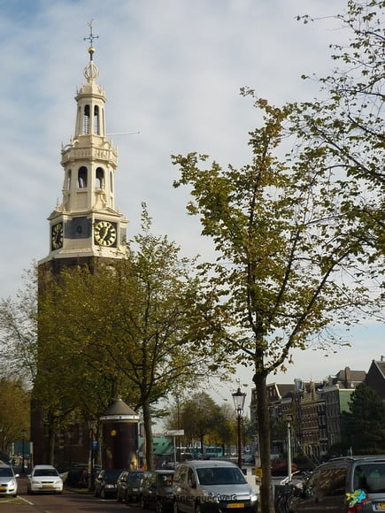 Montelbaanstoren - Amsterdam - Holanda