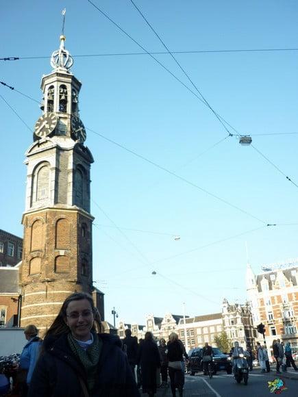 Munttoren - Amsterdam - Holanda