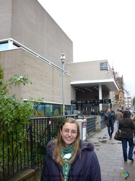 Museu Van Gogh - Amsterdam - Holanda