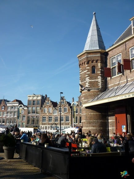 Waag - Nieuwmarkt - Amsterdam - Holanda