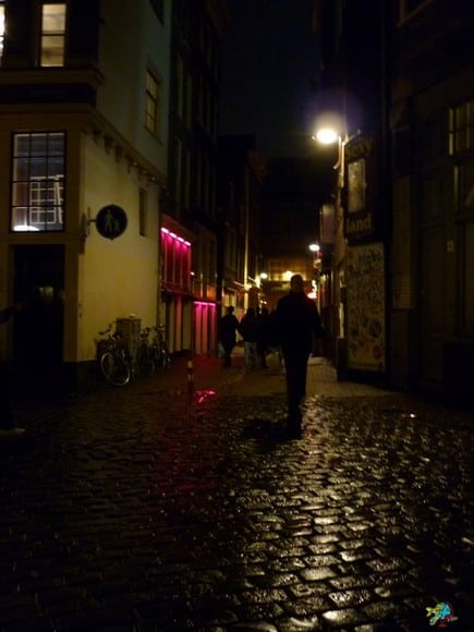 Red Light District - Amsterdam - Holanda