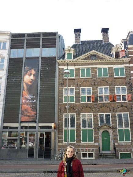Casa de Rembrandt - Amsterdam - Holanda