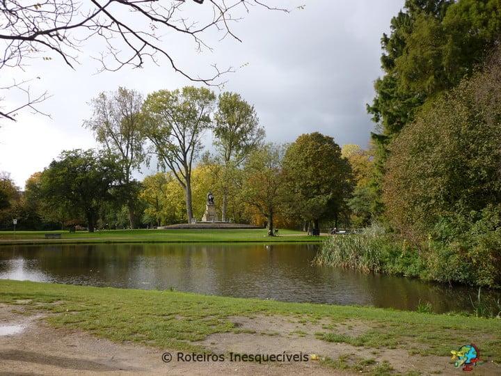 Vondelpark - Amsterdam - Holanda