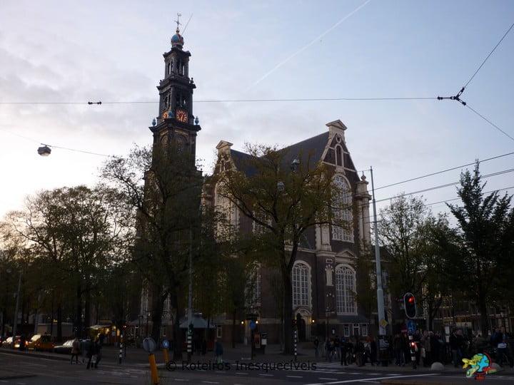 Westerkerk - Amsterdam - Holanda