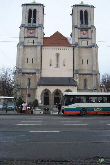 St. Andräkirche - Salzburg - Austria