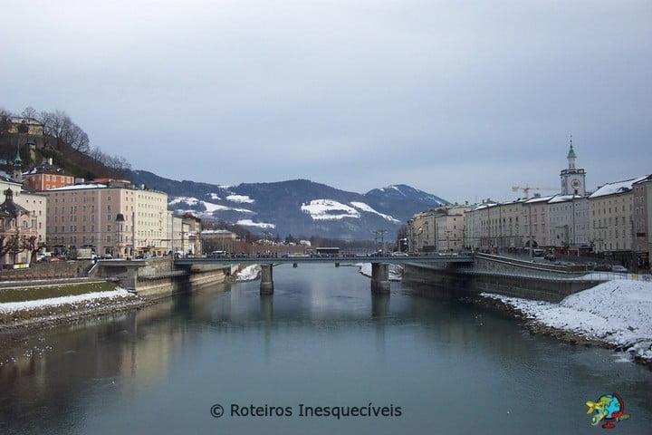 Makartsteg - Salzburg - Austria