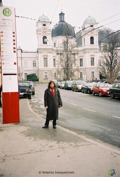Dreifaltigkeitskirche - Salzburg - Austria