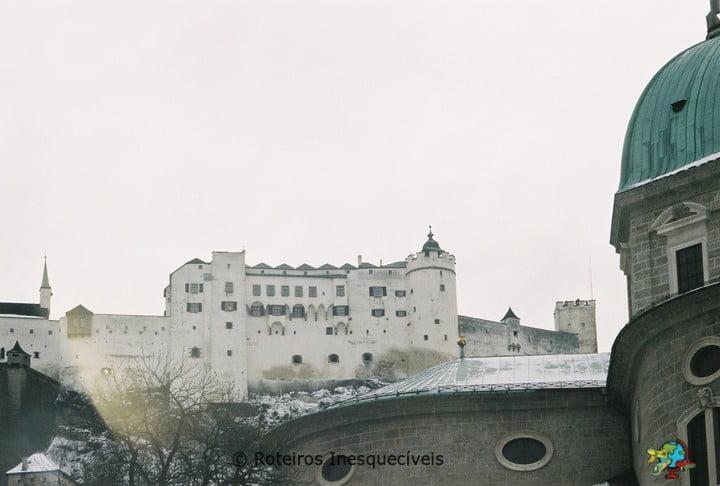 Festung Hohensalzburg - Salzburg - Austria