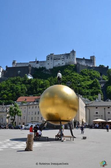 Kapitelplatz - Salzburg - Austria