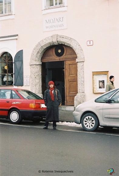Mozart-Wohnhaus - Salzburg - Austria