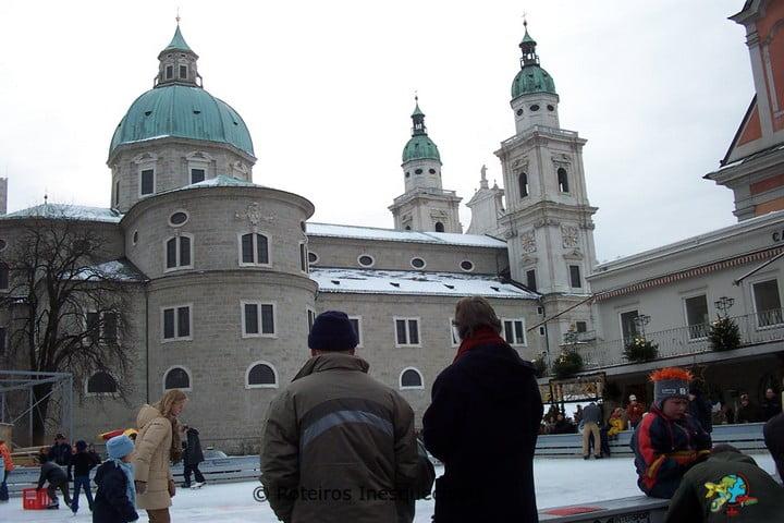 Residenzplatz - Salzburg - Austria