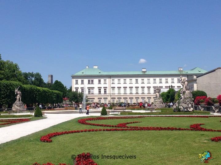 Schloss Mirabell - Salzburg - Austria
