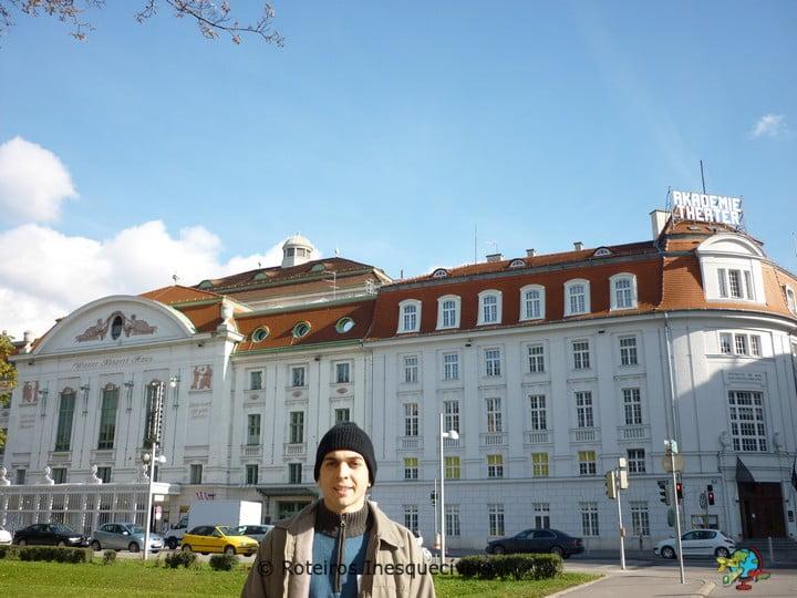Akademietheater - Viena - Austria