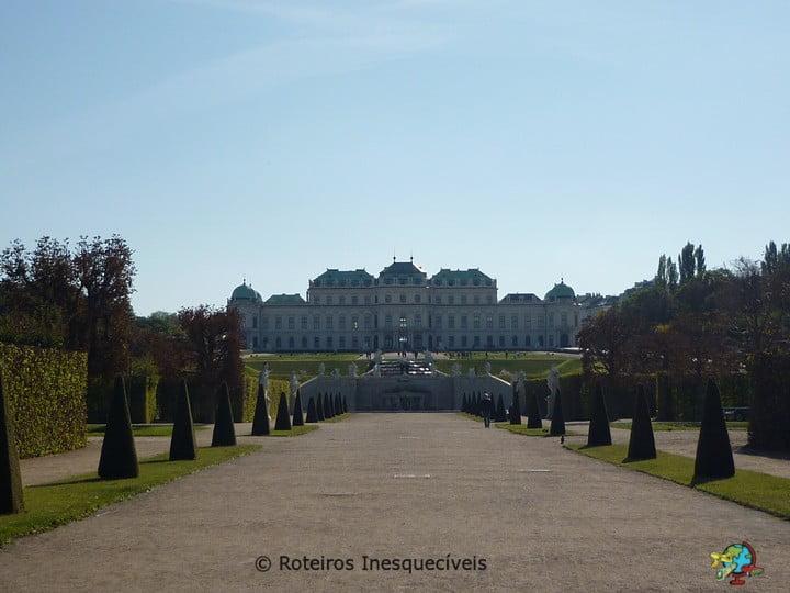 Schloss Belvedere - Viena - Austria