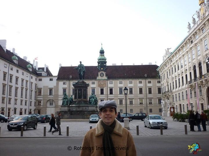 Kaiser Franz Joseph I - Viena - Austria