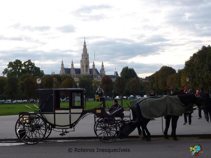 Heldenplatz - Viena - Austria