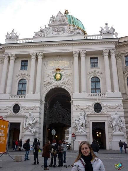 Hofburg Palace - Viena - Austria