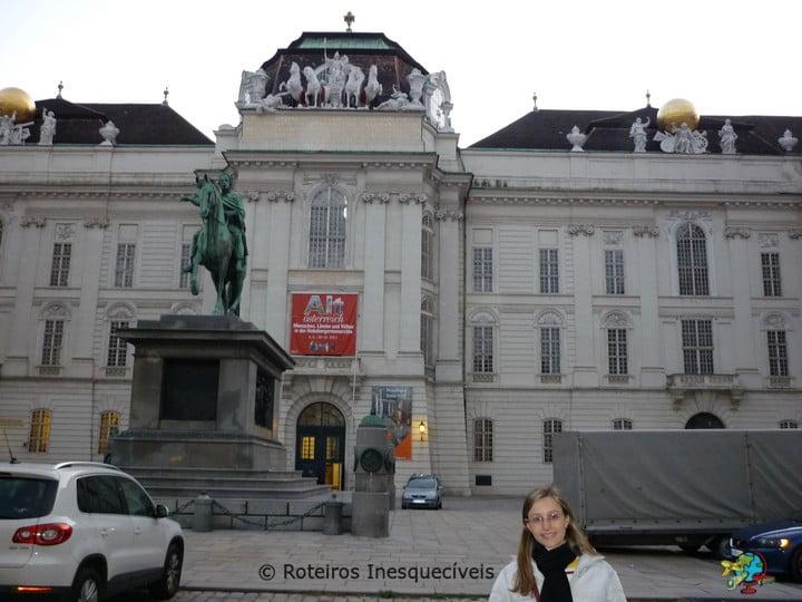 Josefsplatz - Viena - Austria