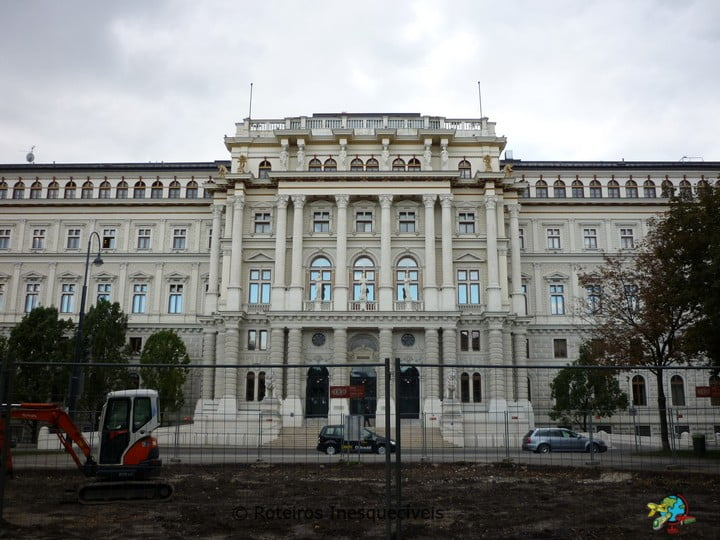 Justizpalast - Viena - Austria