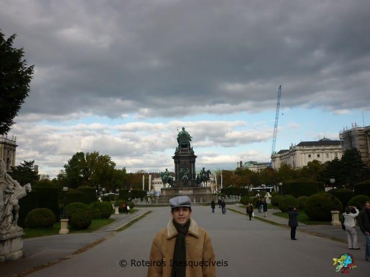 Maria-Theresien-Platz - Viena - Austria