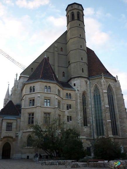 Minoritenkirche - Viena - Austria