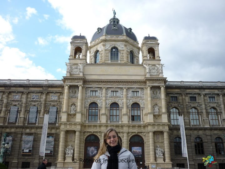 Museu de Historia - Viena - Austria