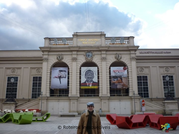 MuseumsQuartier - Viena - Austria