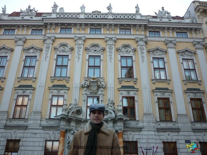 Palais Daun-Kinsky - Viena - Austria