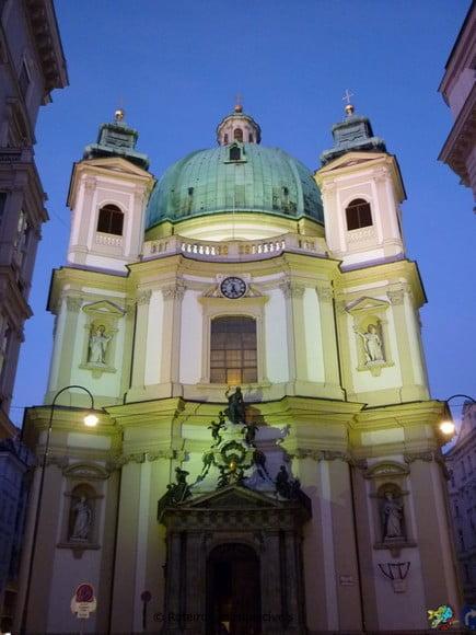 Peterskirche - Viena - Austria