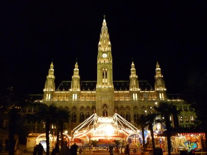 Rathaus - Viena - Austria
