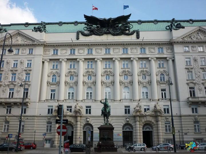 Regierungsgebäude - Viena - Austria