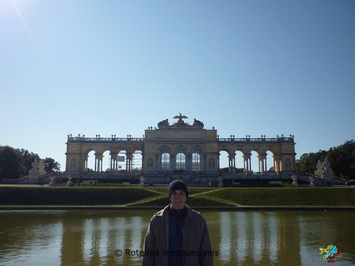 Schloss Schönbrunn - Viena - Austria