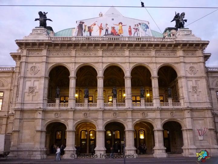 Staatsoper - Viena - Austria
