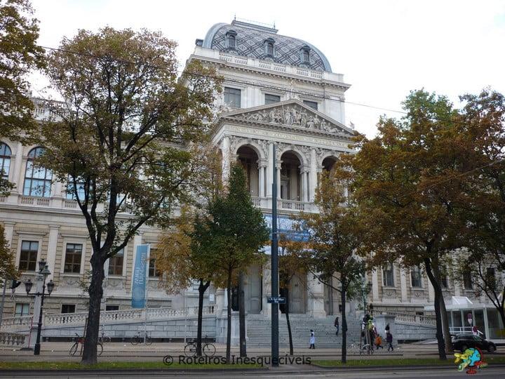 Universität Wien - Viena - Austria