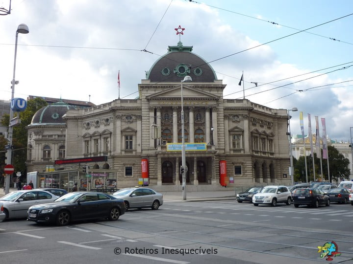 Volkstheater - Viena - Austria