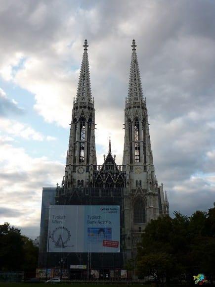 Votivkirche - Viena - Austria