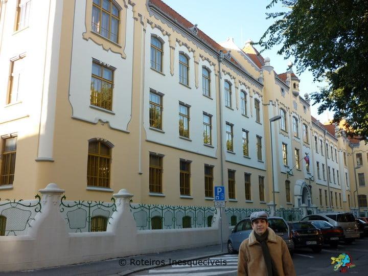 Proximo a Igreja Azul - Bratislava