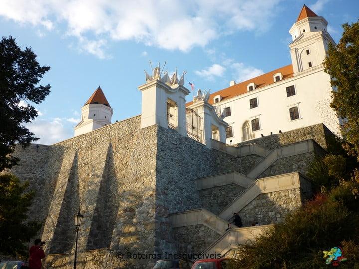 Castelo da Bratislava - Bratislava