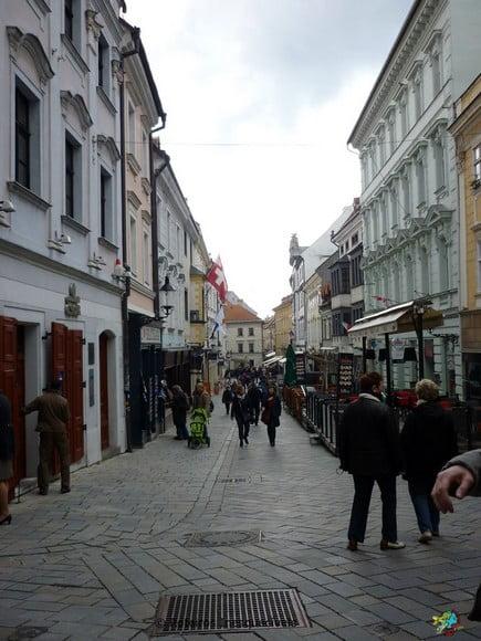 Centro Historico - Bratislava