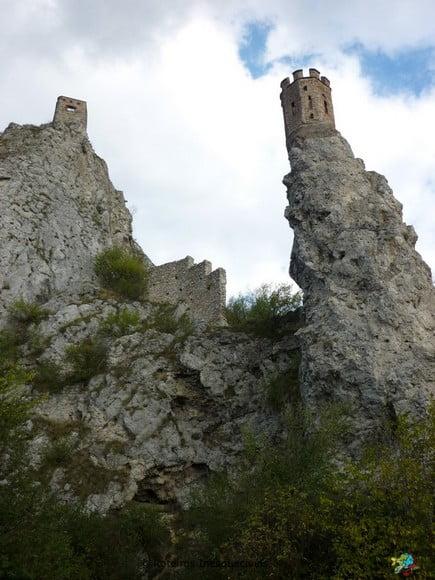 Castelo Devin - Bratislava