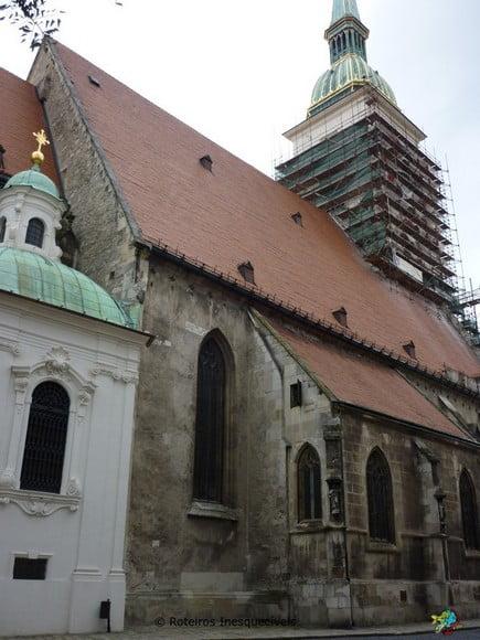 Dóm sv. Martina - Bratislava