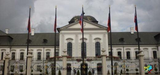 Grassalkovich Palace - Bratislava - Eslovaquia