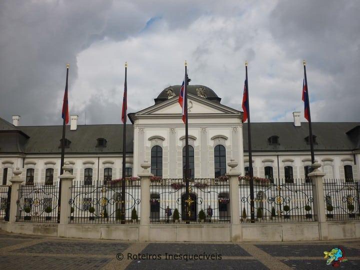 Grassalkovich Palace - Bratislava