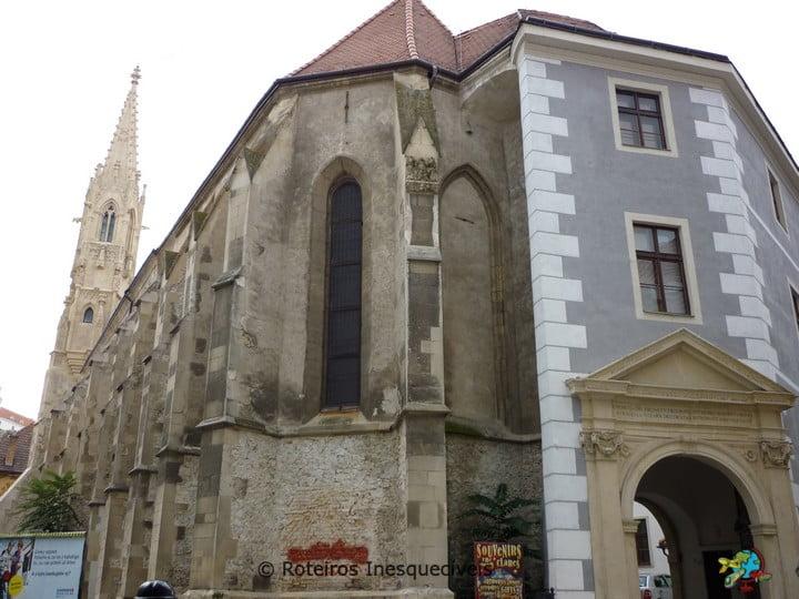 Kostol Klarisiek - Bratislava