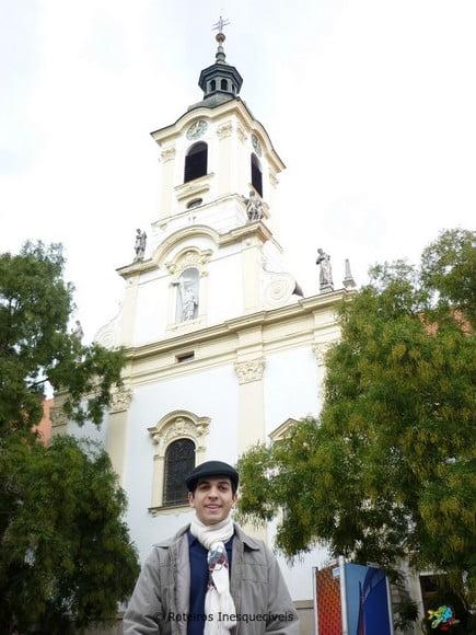 Kostol Navštívenia Panny Márie - Bratislava