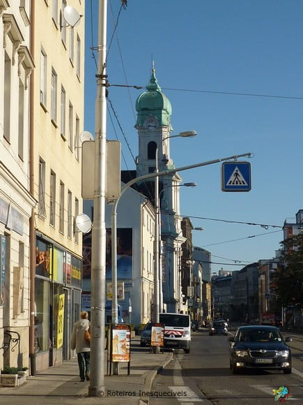 Kostol sv. Ladislava - Bratislava