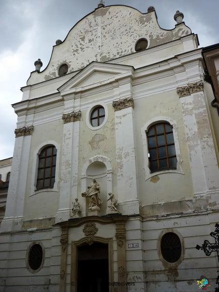 Kostol Zvestovania - Bratislava