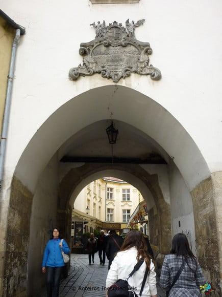 Michalská brána - Bratislava